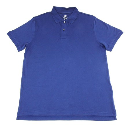 Member's Mark Mens Medium 100%-Egyptian Cotton Classic Fit Polo Shirt, (Egyptian Knit Polos)