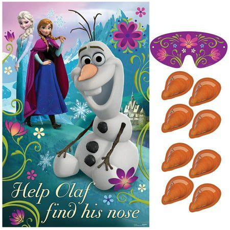 American Greetings Ag Frozen Party Game (Frozen Party Decoration Ideas)