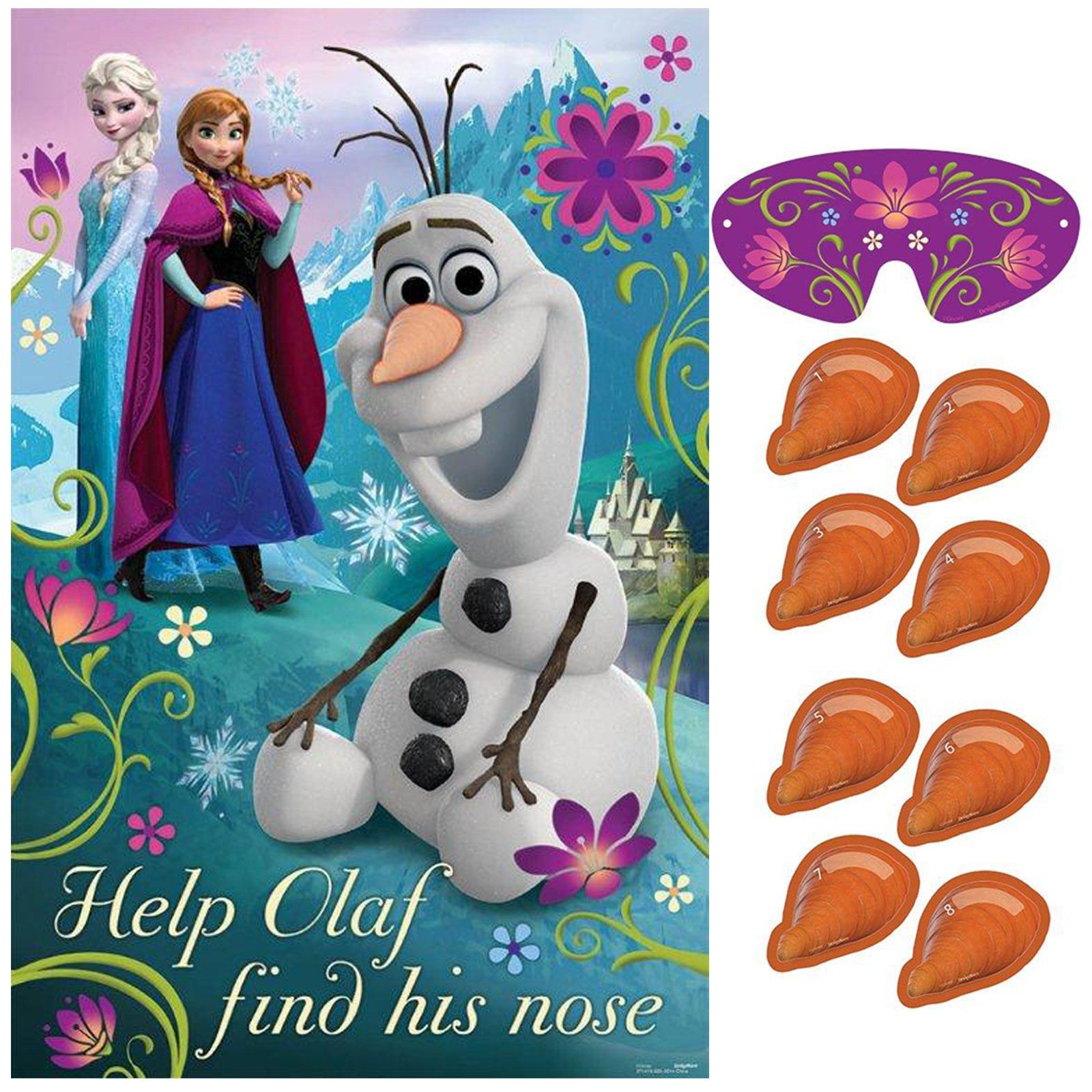 American Greetings Ag Frozen Party Game