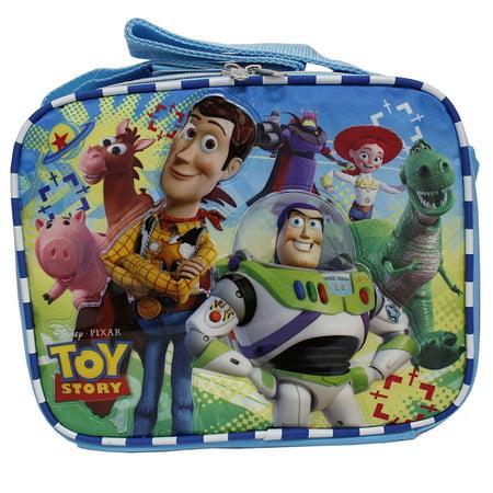 Lunch Bag - Disney - Toys Story - Team Blue 121525 ()