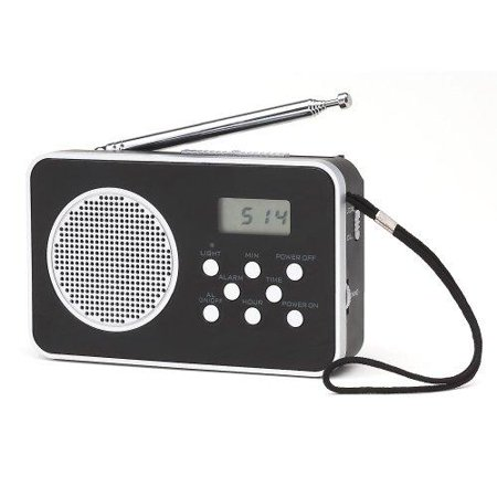Coby CXCB92 9 Band AM/FM/Shortwave Radio with Digital Display Coby Digital Tuner Cd Player