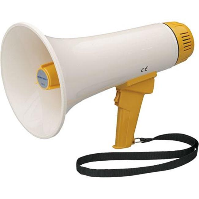 Hamilton Electronics and Buhl MM-3 Mighty Mike Bull Horn Megaphone by Hamilton Beach