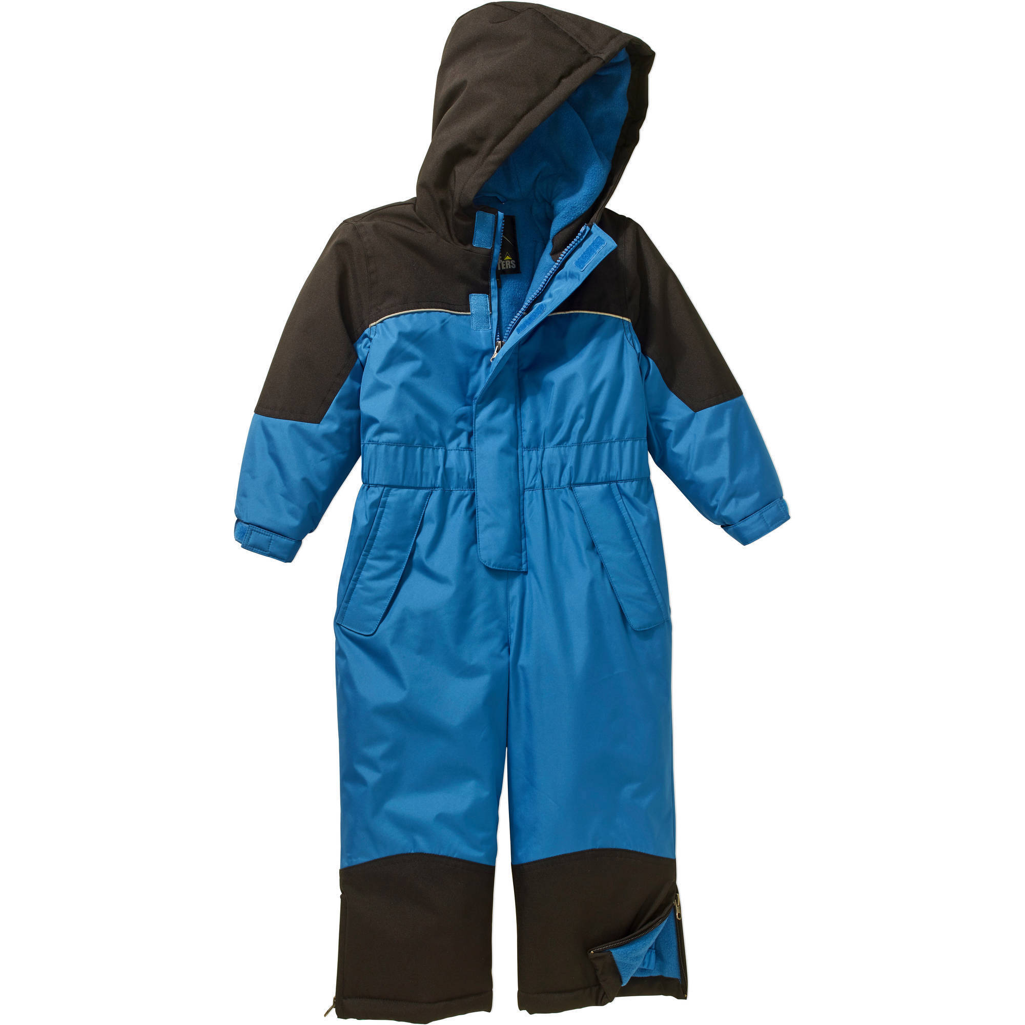Baby Toddler Boy Ski/Snowboard Full Body Snowsuit - Walmart.com