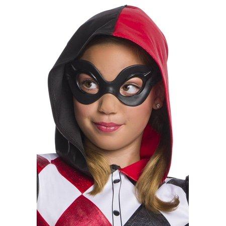 Dc Super Hero Girls Harley Quinn Mask
