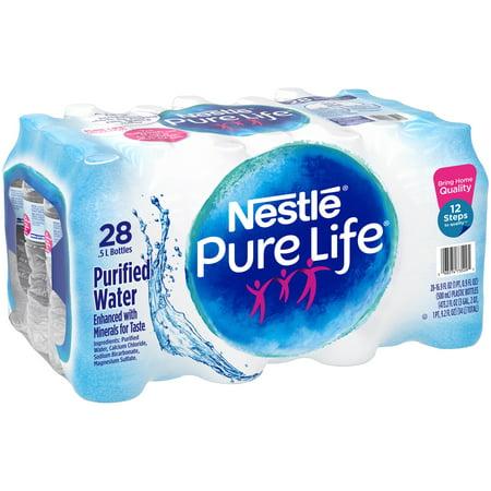nestle pure life program