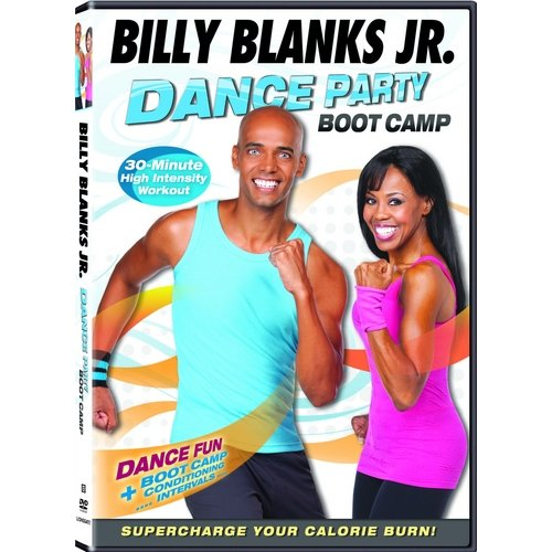Billy Blanks Jr.: Dance Party Boot Camp (Widescreen)