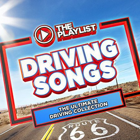 Playlist: Driving Songs / Various (CD)