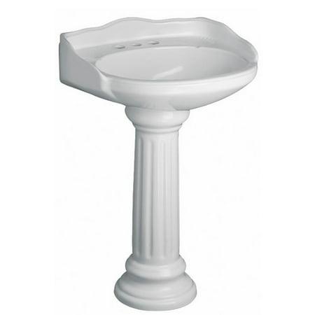 Barclay Vicki Pedestal Lavatory 4