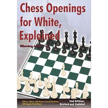 Chess Openings for White, Explained : Winning with - Roman Armour Information