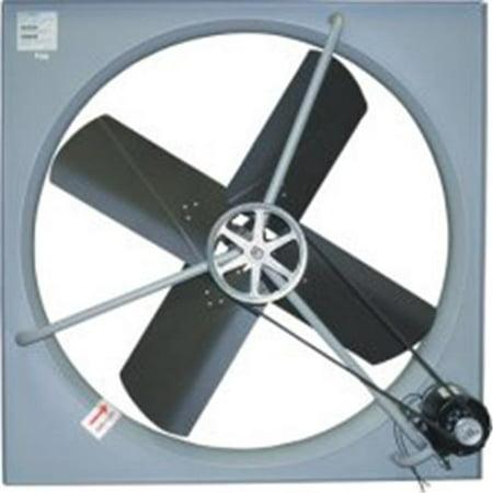 - TPI Corp. 737-CE30-B 30 Inch Belt Drive Exhaust Fan 1-3Hp Motor