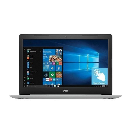 "Top Performance Dell Laptop 15.6"" Touchscreen, Intel Quad-Core i5-8250U (Beat i7-7500U), 8GB DDR4, 1TB HDD, DVDRW, Backlit Keyboard, WIFI, Bluetooth, Webcam, Windows 10"