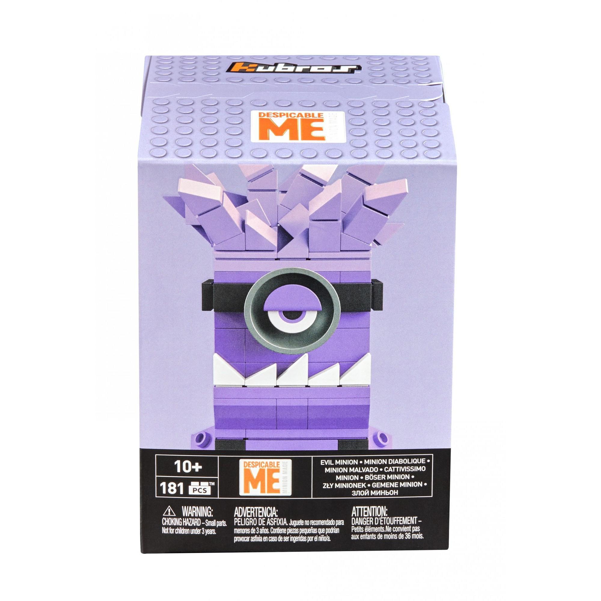 Mega Construx Kubros Evil Minion Figure