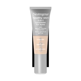 3a1fbf738c6 Neutrogena Healthy Skin 3-In-1 Concealer For Eyes Broad Spectrum Spf 20,  Fair 05,.37 Oz.