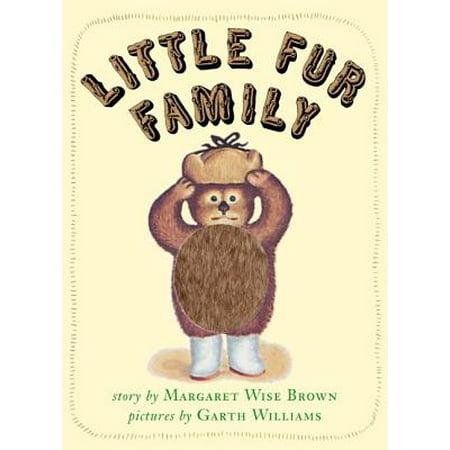 Little Fur Family (Board Book) (Karte Schlüssel Für Kids)