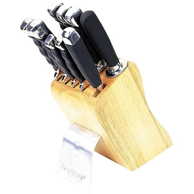 BergHOFF Dolce 11-piece Knife Block Set