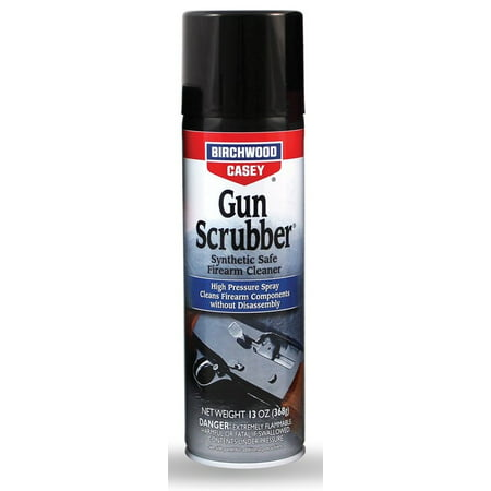 (Birchwood Casey Gun Scrubber Firearm Cleaner 13oz)