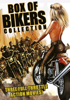 Box of Bikers (DVD) by Music Video Dist