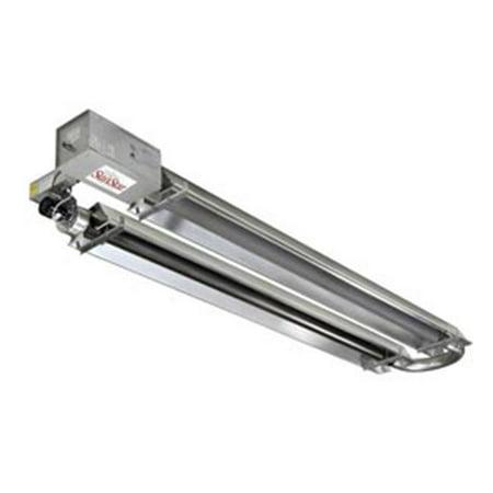 SunStar Heating Products 103206L SunStar ToughGuy U-Tube SIU Series Propane Heater - 100