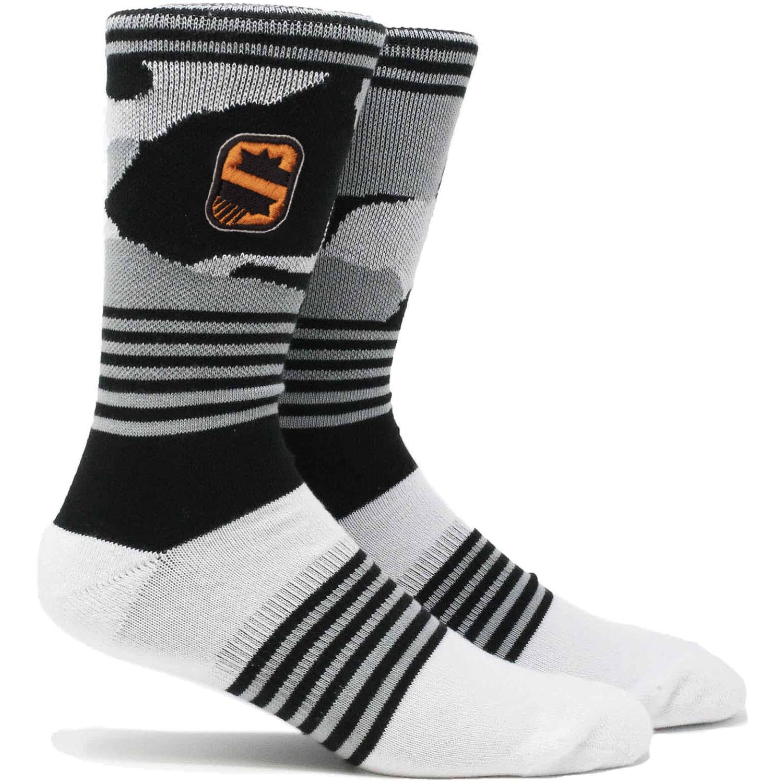 Phoenix Suns Camo Crew Socks - L
