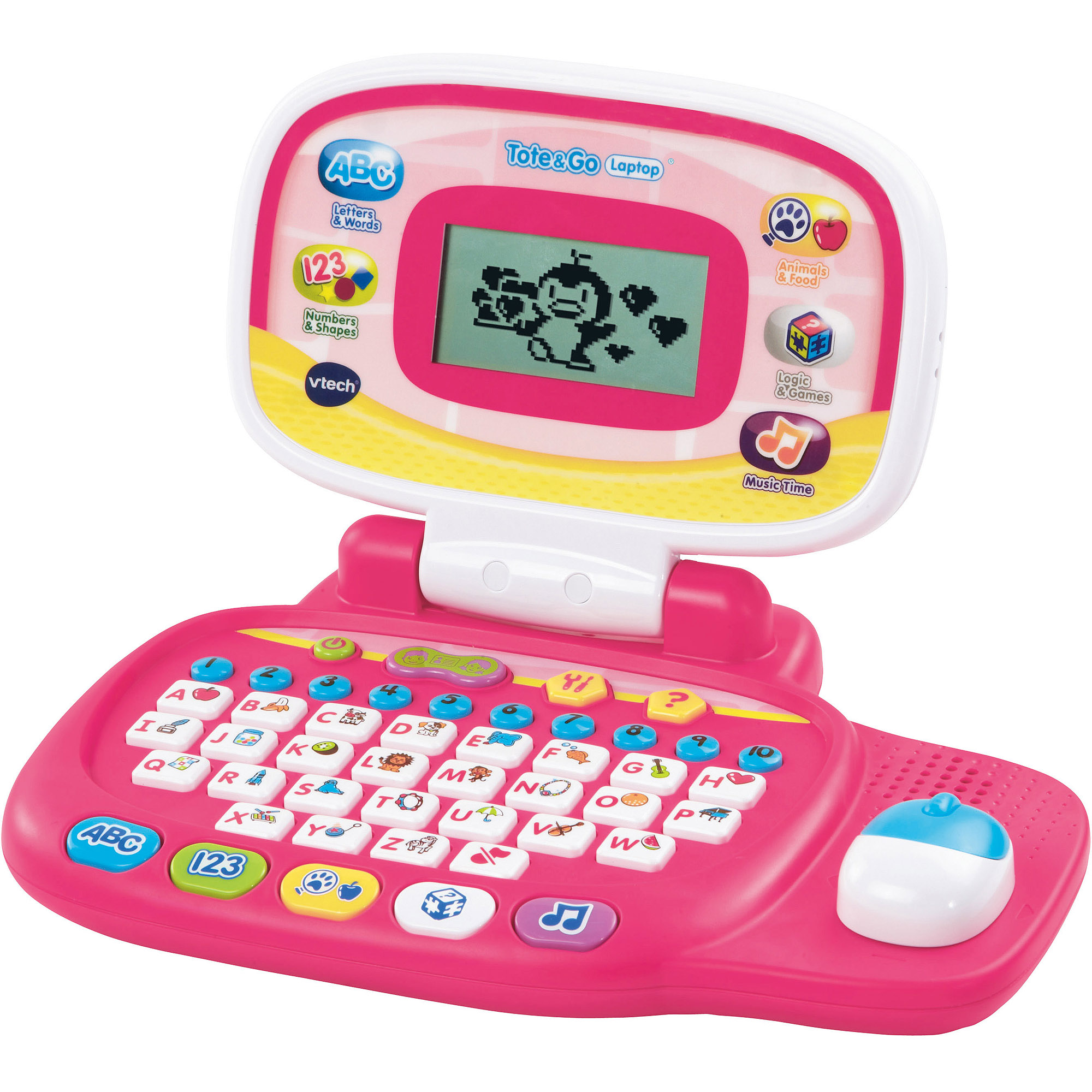 VTech Tote & Go Laptop, Pink