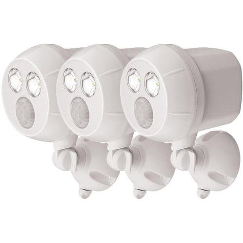 Mr. Beams Wireless Motion Sensing LED UltraBright Spotlight, 3pk by Mr Beams