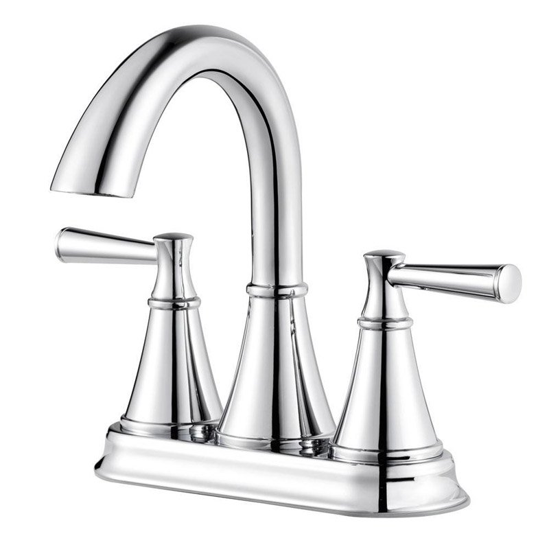 Pfister Cantara F-048-CR Centerset Bathroom Faucet - Polished Chrome