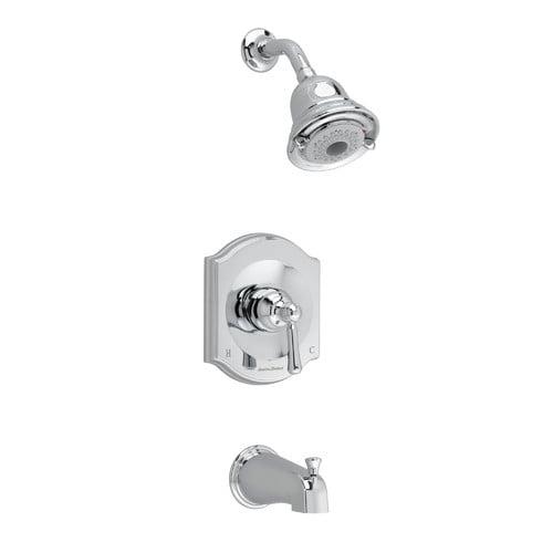 American Standard Portsmouth Flowise Diverter Bath/Shower Faucet Trim Kit with Lever Handle