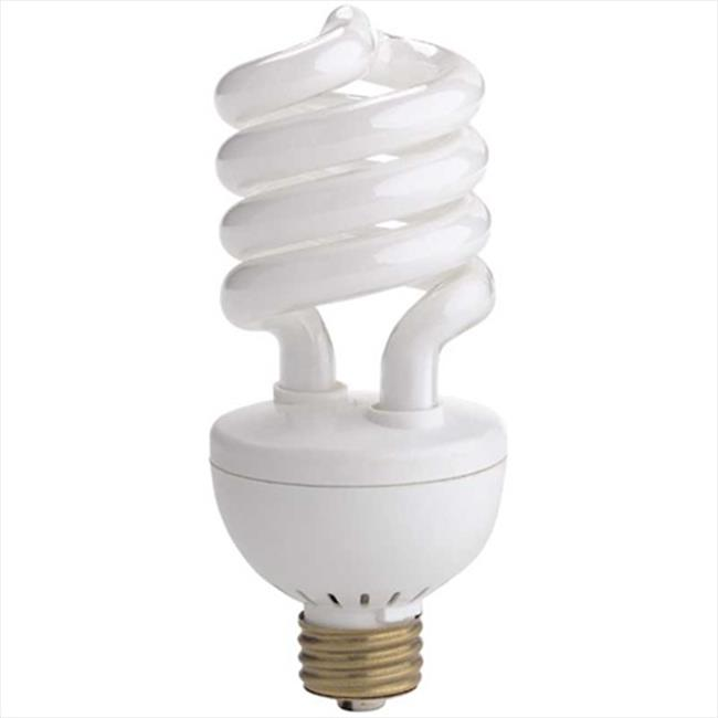 TekSupply 109783 Compact Fluorescent ValuTek Spring Lamp - 15W