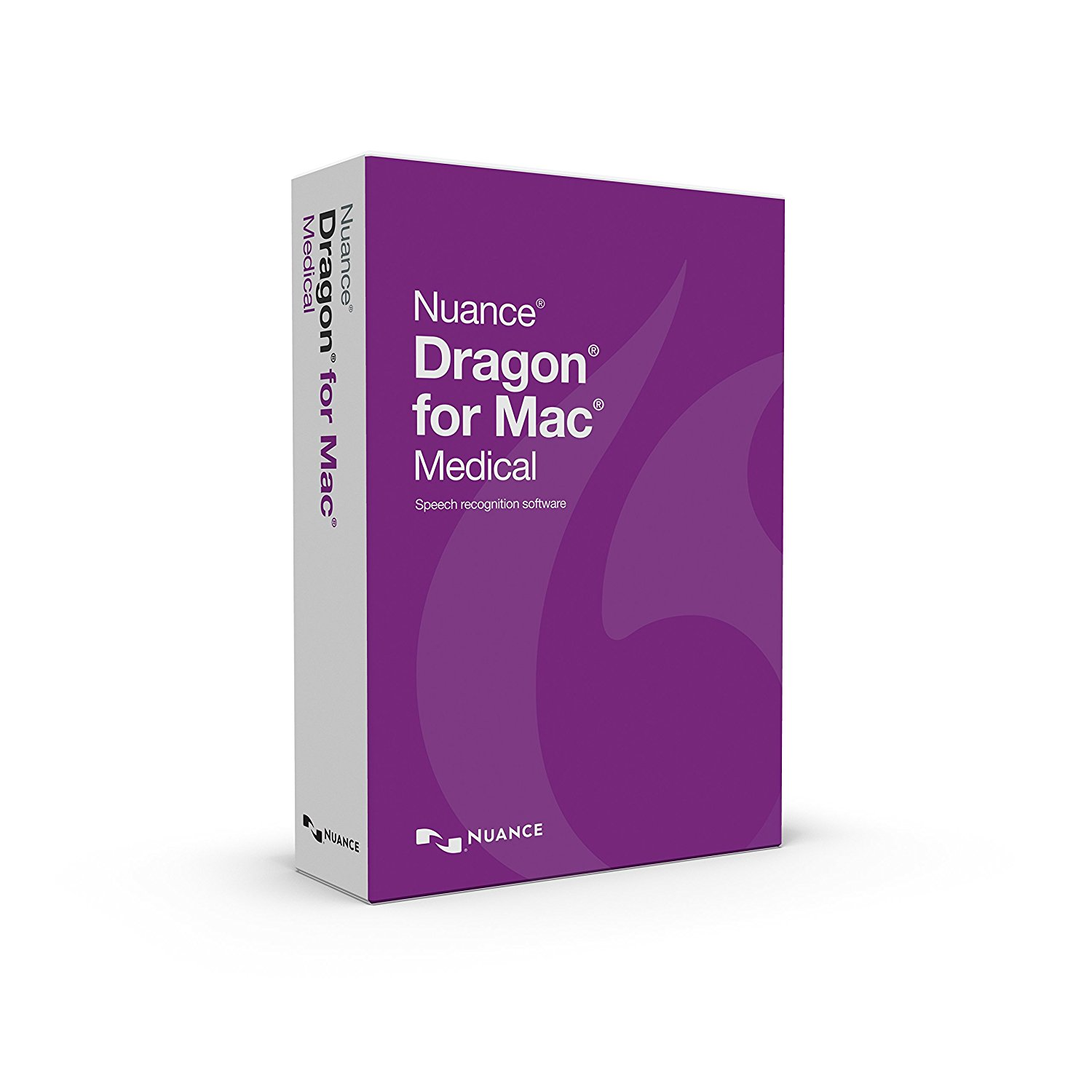 NUANCE Dragon for MAC Medical 5.0 Upgrade, English