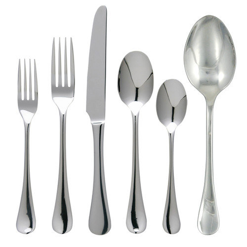 Ginkgo Varberg 42 Piece Stainless Flatware Set