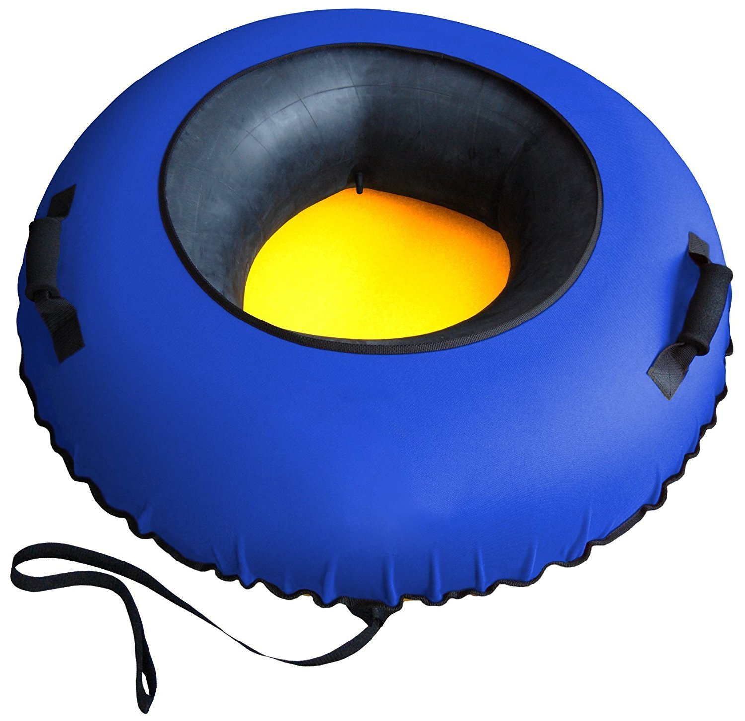 Big Tire Inflatable Snow Tube Sled by Toysland