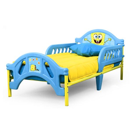 Delta Spongebob Squarepants Toddler Bed