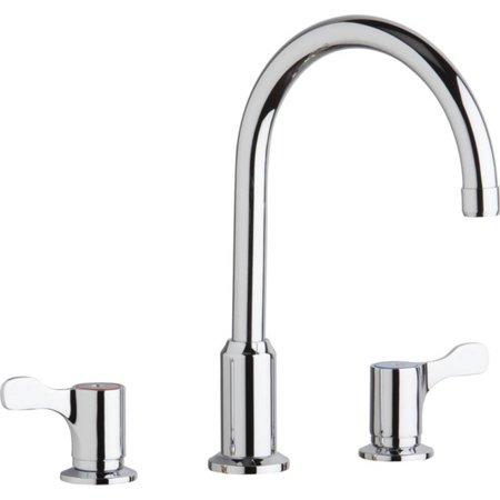 Elkay LKD2439C Kitchen 3-Hole Faucet ()