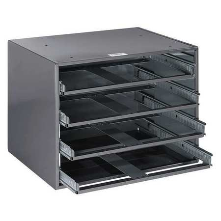 4-Box Slide Rack