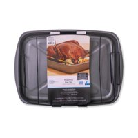 Mainstays Roaster with Rack, 2 Piece