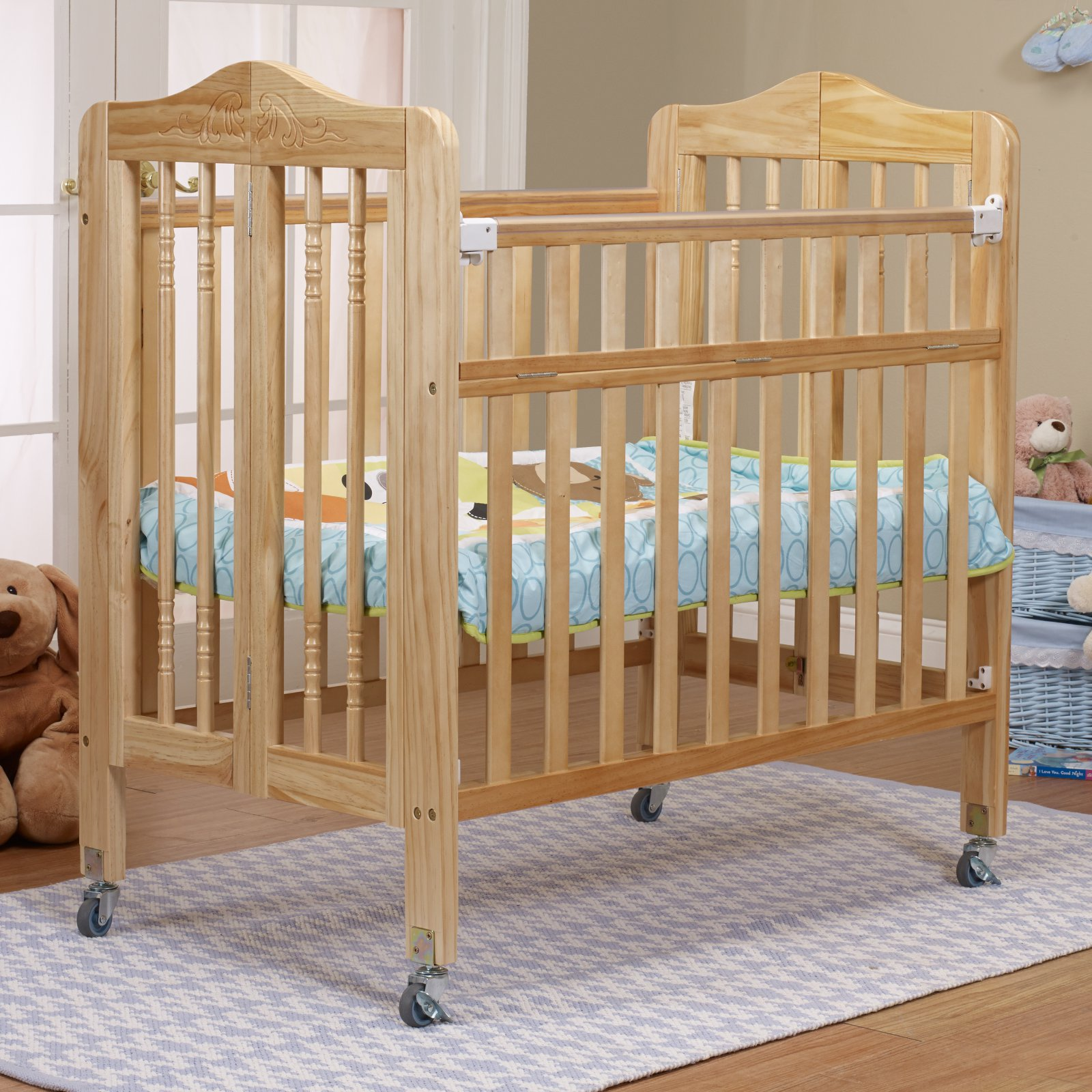 Orbelle Natalie 3-in-1 Folding Portable Crib by Orbelle