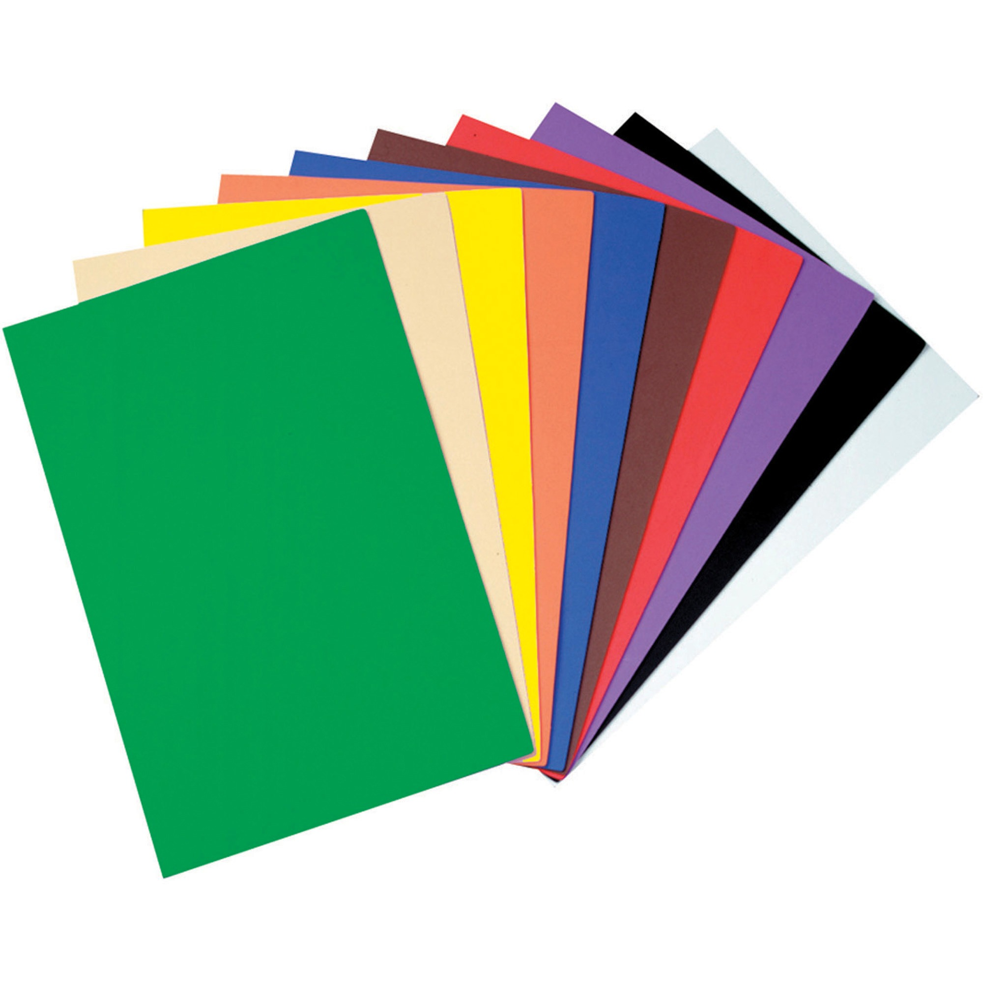 Wonderfoam Peel & Stick Variety Pack-Assorted Colors