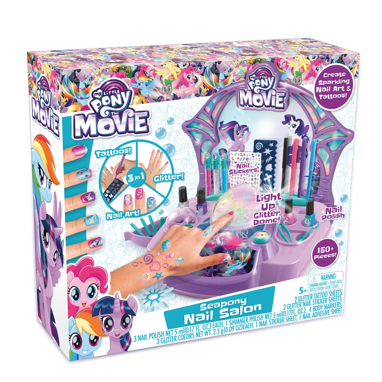 Canal Toys My Little Pony Nail Salon - Walmart.com