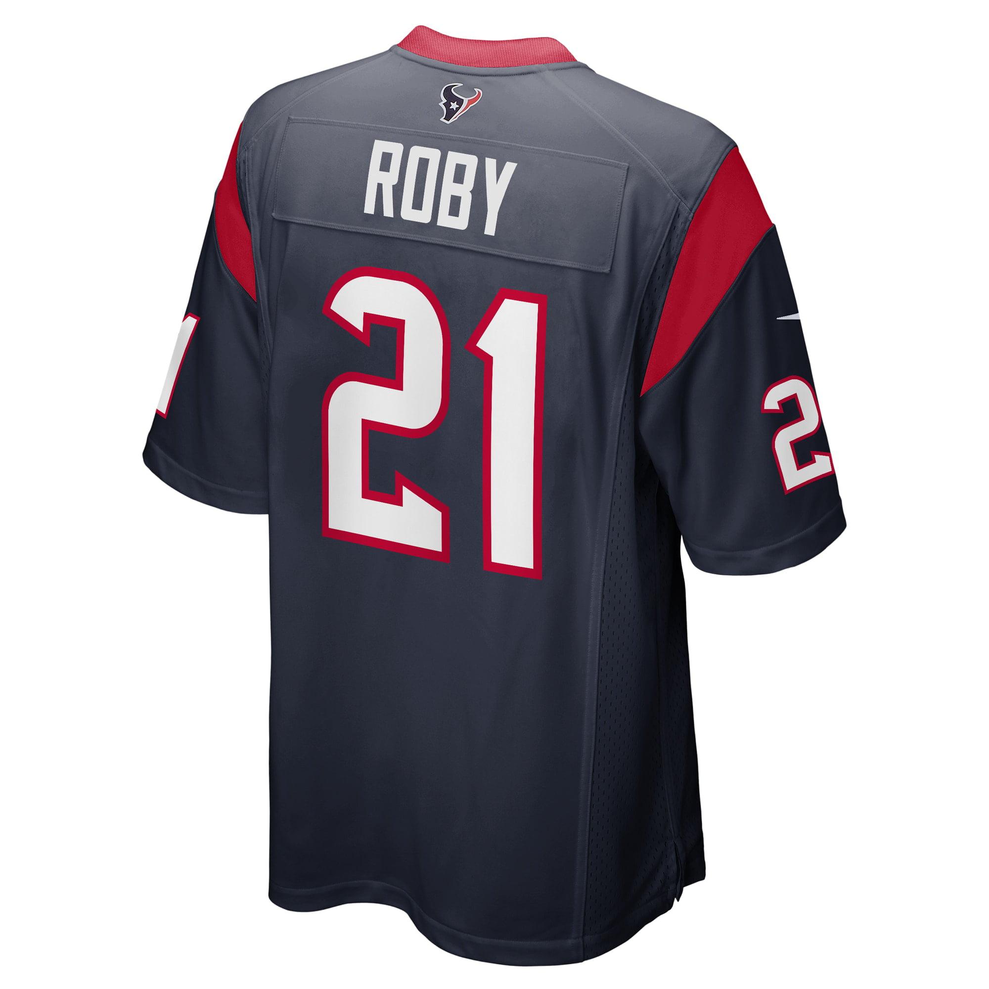 Bradley Roby Houston Texans Nike Game Jersey - Navy