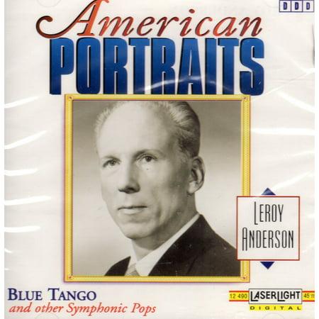 American Portraits: Blue Tango