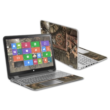 Skin Decal Wrap For Hp Pavilion X360 13 3  Touch  2014  Laptop Cover Steam Punk Room