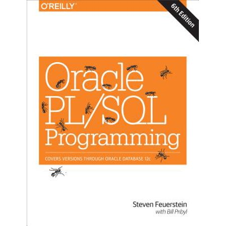 Oracle PL/SQL Programming - eBook (Introduction To Oracle Sql And Pl Sql)