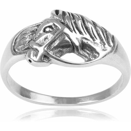 brinley co s sterling silver western ring walmart