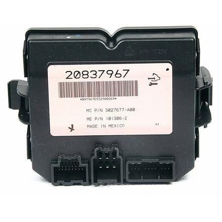 - ACDelco 20837967 Rear Liftgate Control Module