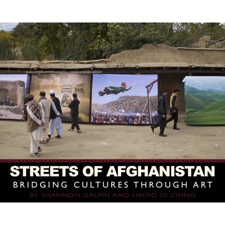 Streets of Afghanistan: Bridging Cultures Through Art