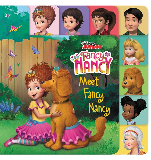 Fancy Nancy Meet Fancy Nancy Board Book Walmart Com Walmart Com