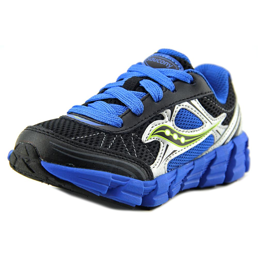 Saucony B Kotaro Round Toe Synthetic Running Shoe by Saucony
