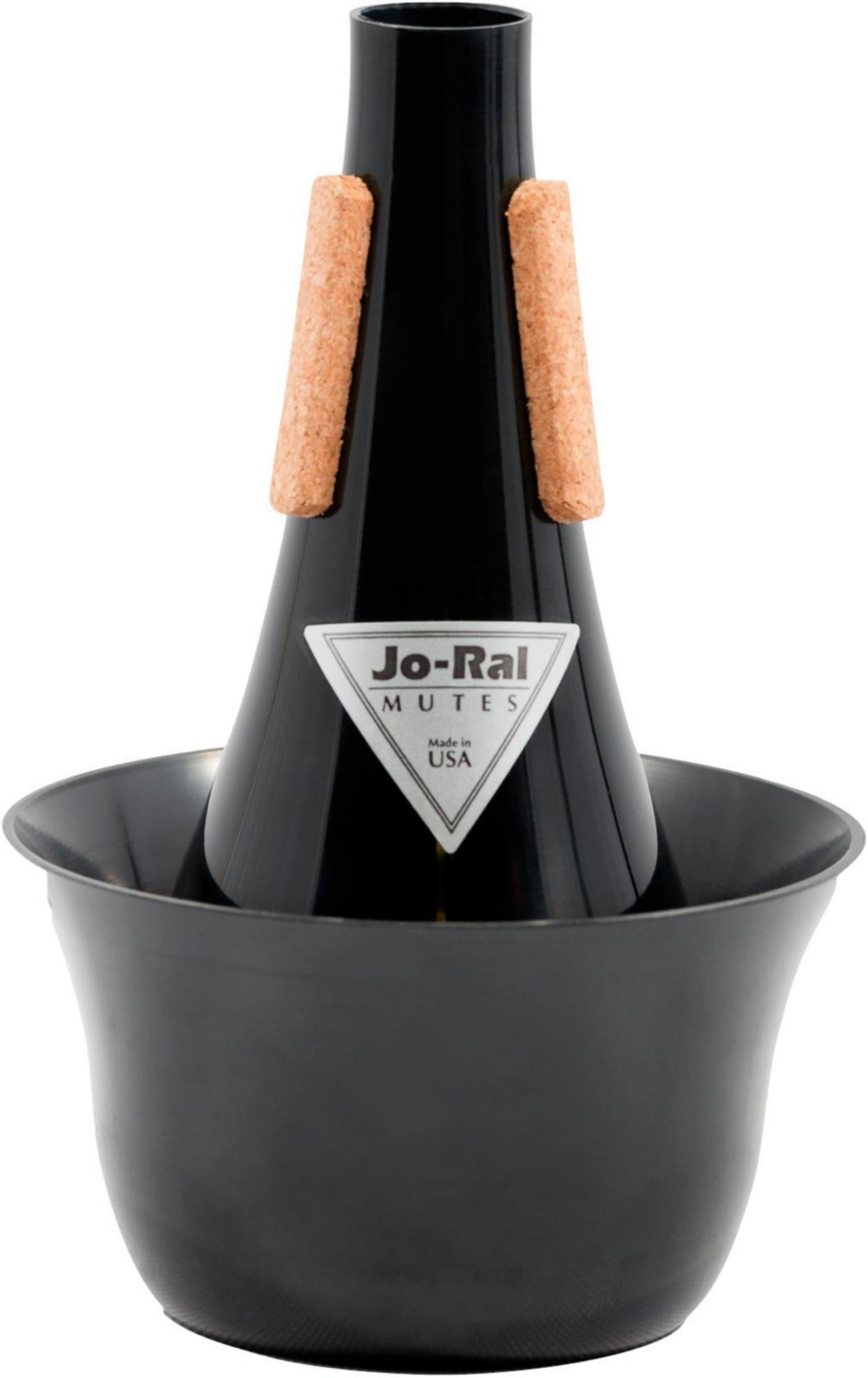 Jo-Ral Cup Trumpet Mute Plastic by Jo-Ral