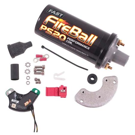 FAST 7501705 1959-74 Ford V8 XRI Points Ignition Conversion Kit