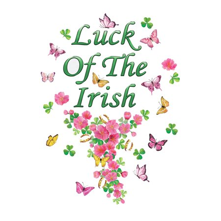 Luck of the Irish Garage Door Magnets  Decoration w/ - Garage Door Magnets Halloween